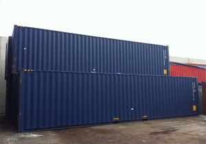40' New Build Shipping Container hire Adelaide
