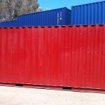 Refurbished 20' Sea Container